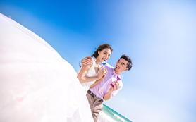 【花嫁喜铺】北戴河《爱情海》套餐   浪漫情缘