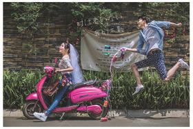 四川峨眉婚纱摄影——日系客片分享