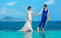 洱海唯美轻奢海景婚纱照客片