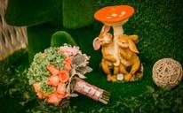 森系创意婚礼