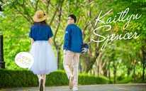 【小清新婚纱照】最美的你,将幸福进行到底。