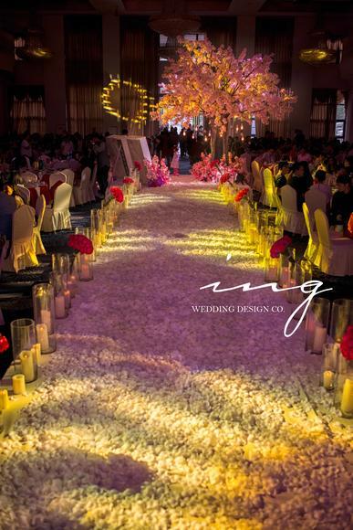 【ING·Wedding】秒看神级学霸婚礼