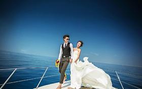 厦门Marry king纪实摄影《海上游艇》