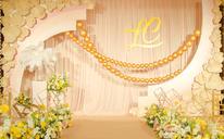 韩式唯美婚礼系列——阳光午后
