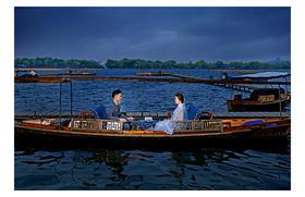 杭州婚礼跟拍 |西湖旅拍,西子湖畔,遇见伊人