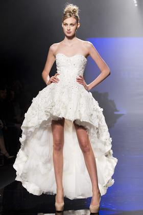天长地久,让人着迷的婚纱礼服
