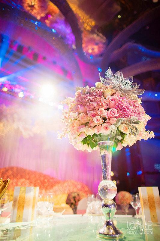 婚礼主题:粉色的那片海