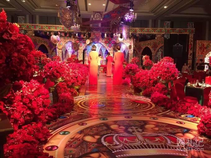 12 婚礼场地:香格里拉酒店 婚礼主题:巴洛克 婚礼摄影:成都 婚礼摄像