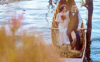 绿野仙踪大理旅拍洱海湖畔