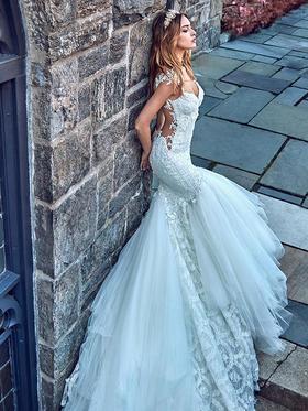 心中的那件婚纱