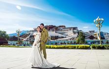 西藏拉萨旅游婚纱摄影