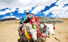 西藏纳木措旅游婚纱摄影