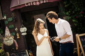 【巴厘印象婚纱摄影】-韩式外景拍摄基地