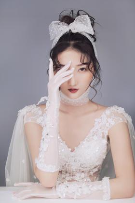 浪漫婚纱礼服