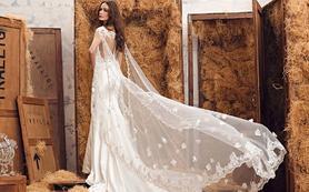 【蒂亚礼服】 【女式婚纱】 浪漫可人