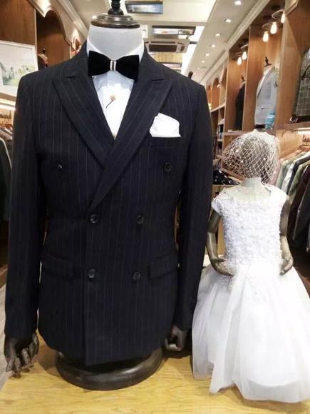 韩版三件套结婚西服系列!