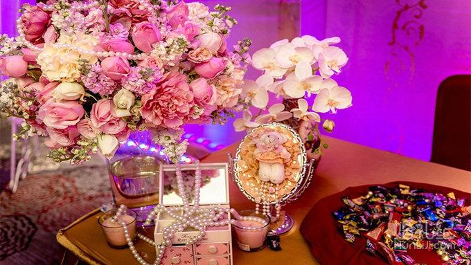 红人馆/粉紫色婚礼
