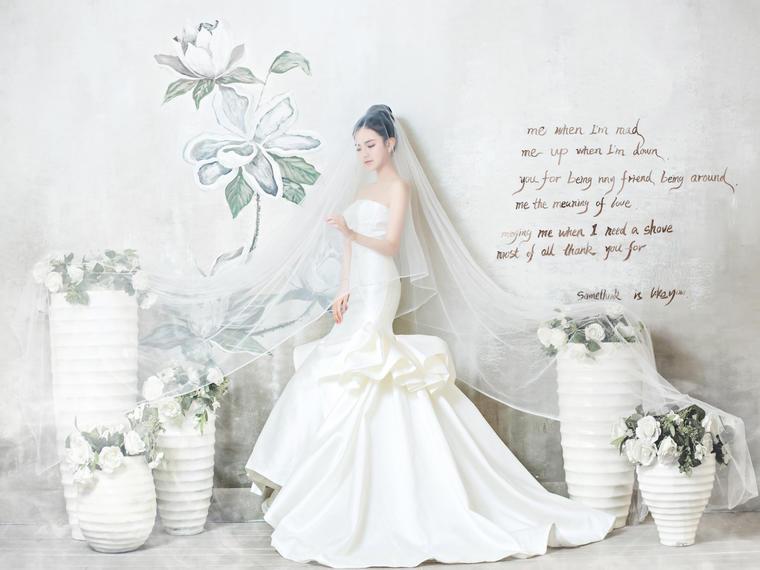 【今尚古摄影】——韩式婚纱客照