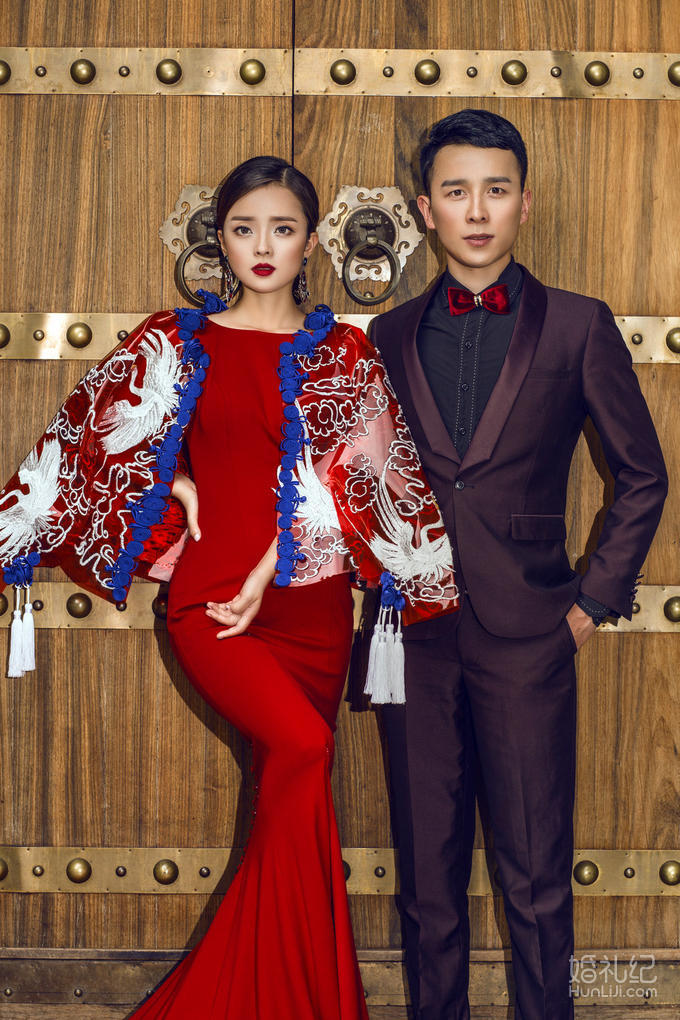 【维罗纳】丨新中式复古 全场服装任选 照片全送图片