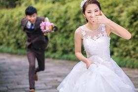 百合新娘客照~完美新娘
