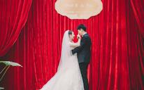 拾忆屋红色主题婚礼——小格子幸福