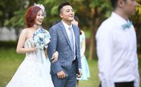 情迷海洋主题婚礼跟拍