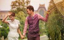 安纳西城堡+欧式婚纱照