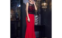 复古中世纪哥特风婚纱礼服