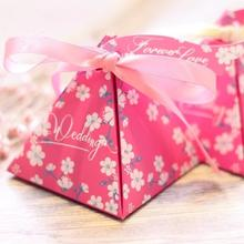 【手作】樱花蜜语 纯手工牛轧糖伴手礼 婚礼喜糖