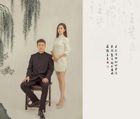【西安台北新娘婚纱摄影】——民国风