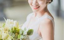 【台湾布蕾丝婚纱】复古味新娘