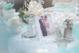 生命中的Tiffany蓝——户外婚礼跟拍