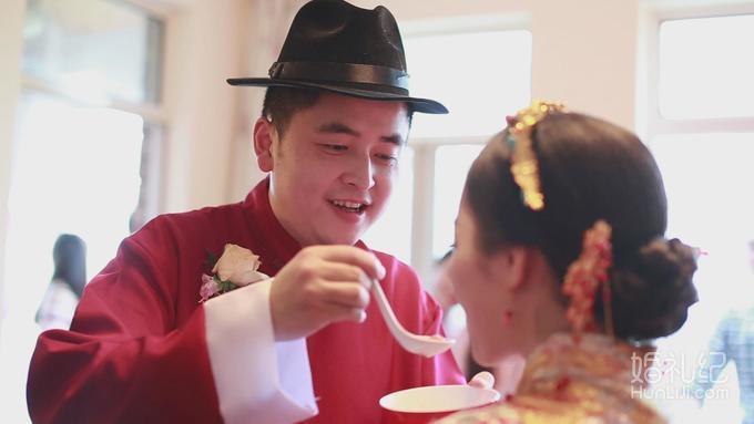 【南极星婚礼电影】专享3总监领衔婚礼电影摄像
