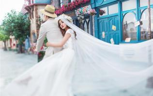 缪思新娘婚纱摄影3280套餐