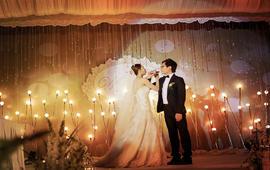 【优悦婚礼】超值团购奢华暗场套系 浪漫奢华温暖