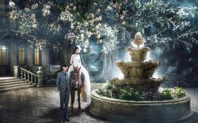 梦幻系列婚纱照