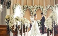 教堂系列婚纱照