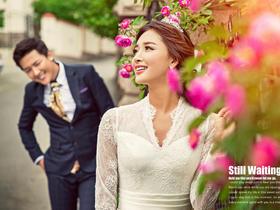 青岛站婚纱照《八大关》