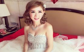 新娘全程跟妆,限天津地区