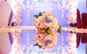 【artisan婚礼匠】粉蓝樱花甜美小清新婚礼