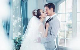 御皇家婚纱摄影--简蓝风格