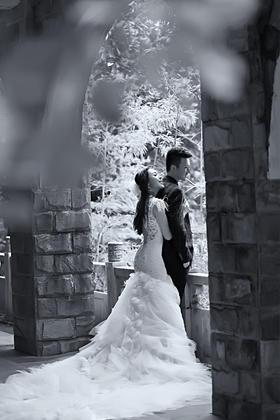 最美婚纱 只要4999