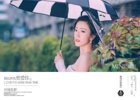 【MINI◆ 客照】薛梓怡&杨文龙