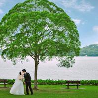 新加坡婚纱摄影