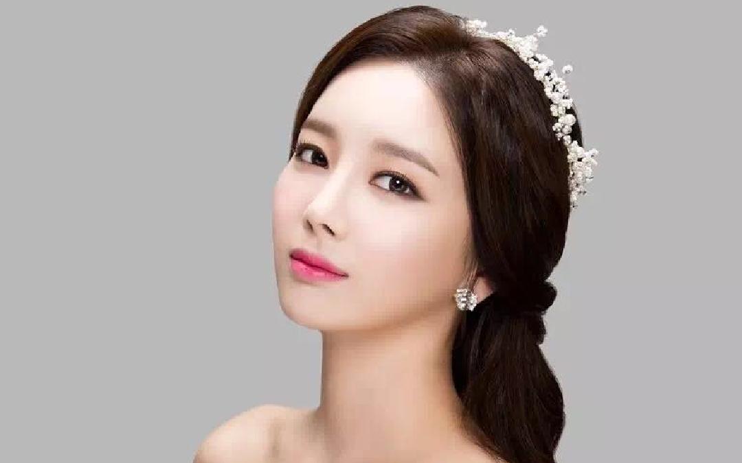 韩式妆容高清图片图片