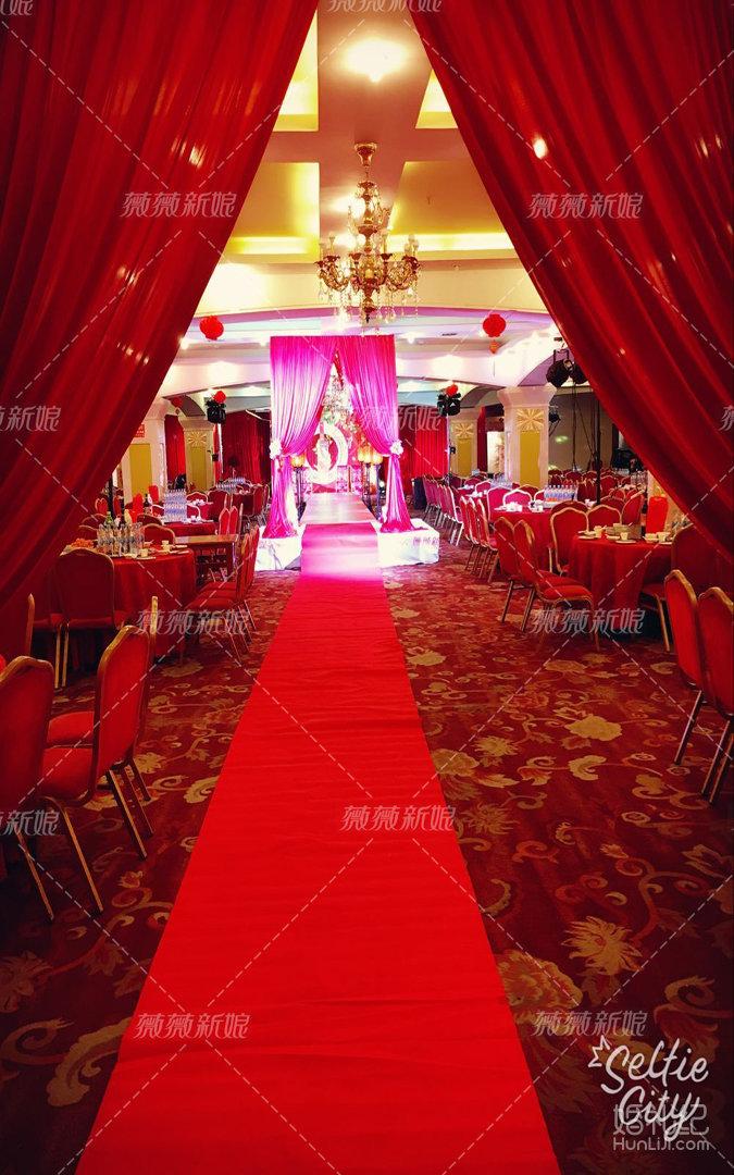新中式婚礼--大红色