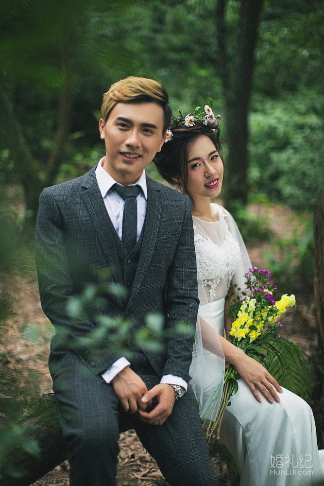 拍摄风格:森林 拍摄景点:广州 服装造型:3