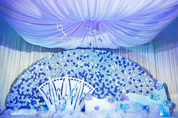【伴侣】清新淡蓝色系主题婚礼
