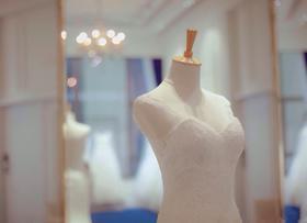 MUSES高级婚纱礼服保利店
