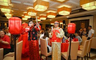 苏州司仪兆钧主持中式婚礼--欢乐喜庆气氛特别好!
